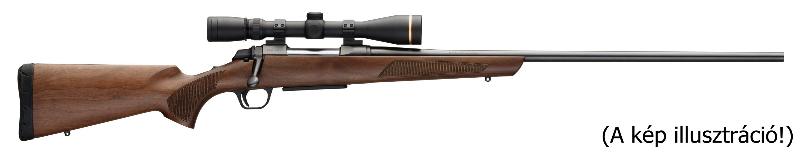 Browning A-Bolt 3 Composite vadászfegyver243 win, Fatussal