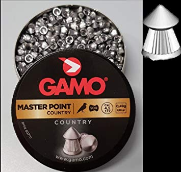 Gamo Master Point 4,5mm légpuska lőszer
