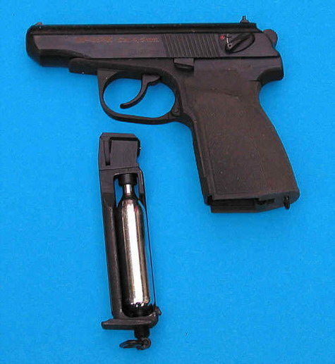 Baikal CO2 Pistole Makarov MP 654