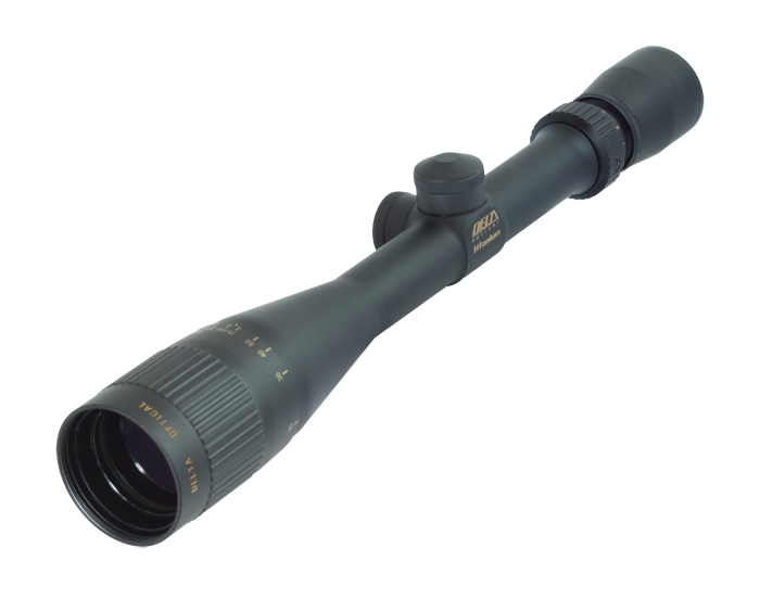 Delta Optical Titanium 4-16x42 AO (MilDot reticle)
