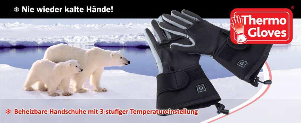 Thermo Gloves füthetö kesztyü