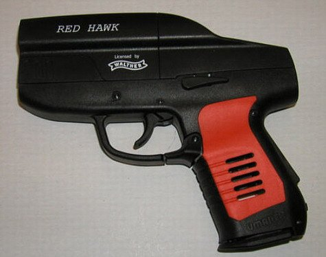 Umarex CO2 Pistole Red Hawk rot