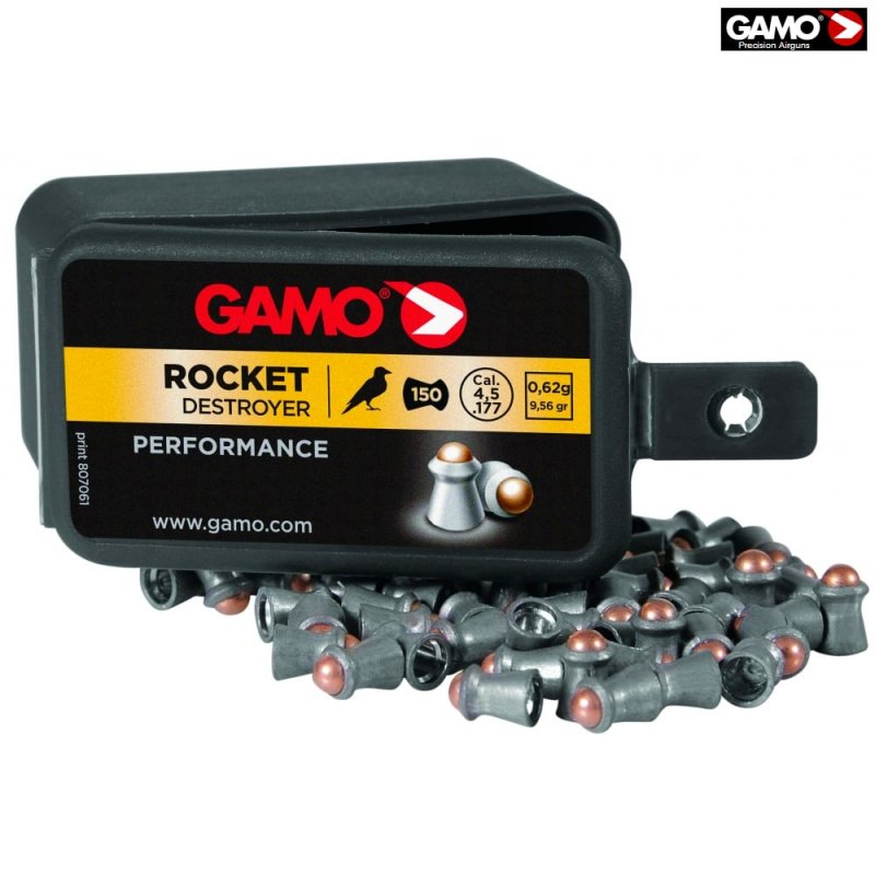 Gamo Rocket 4.5mm 5.5mm