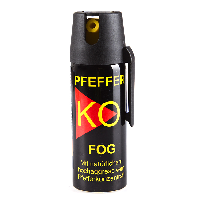 Gázspray, Paprika spray KO-FOG Pepper spray 40 ml