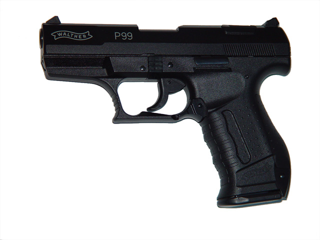Walther P 99 gázpisztoly