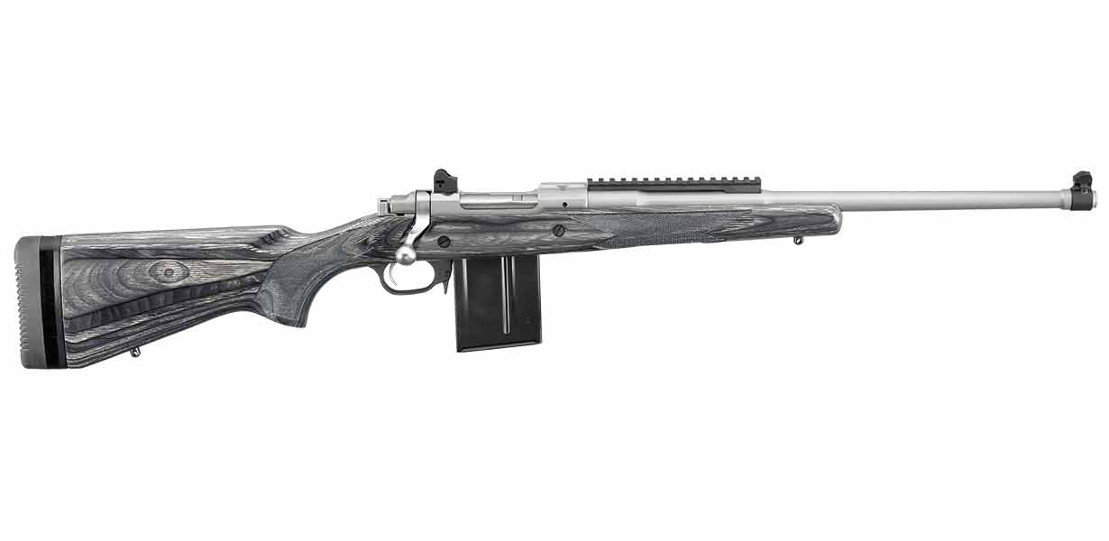RUGER Gunsite Scout Rifle