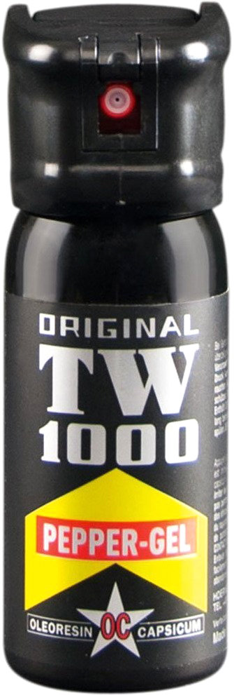 TW1000 PEPPER GEL 50 ml