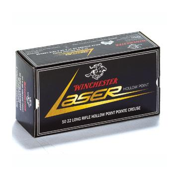 WINCHESTER .22 L.R. Hollow Point Laser Lőszer